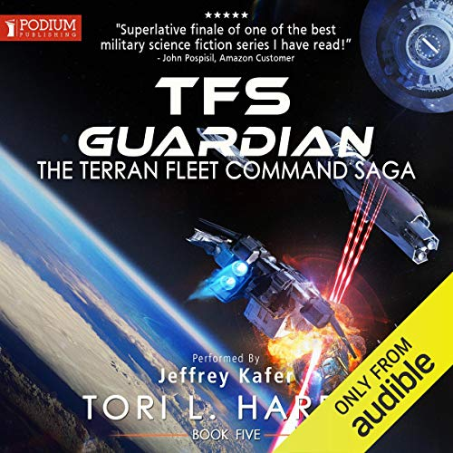 TFS Guardian audiobook cover art