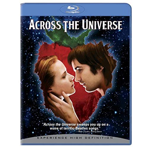Sony Pictures Across The Universe - BLU-Ray