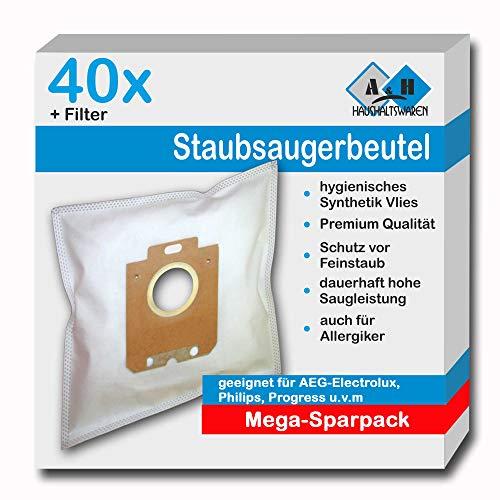 10 Staubsaugerbeutel geeignet für AquaPur EL 860 EL860 - kompatibel zu Swirl PH86