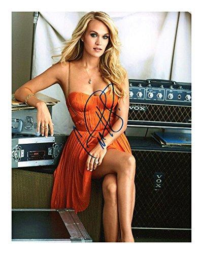 FM Carrie Underwood Signiert Autogramme 21cm x 29.7cm Plakat Foto