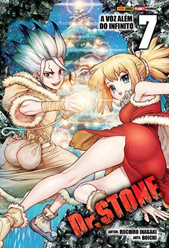 Dr. Stone Vol. 07