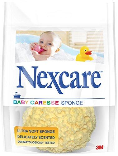 Nexcare KA999428630 -Baby Sponge, multicolor
