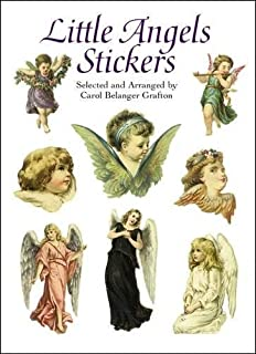 Little Angels (Dover Stickers)