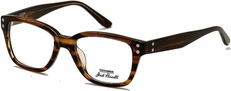 Converse Eyeglasses P003 UF braun Horn 51MM