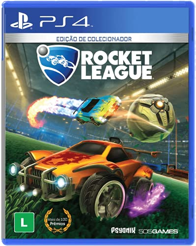 Game Rocket League - PS4