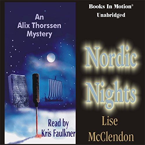 Nordic Nights audiobook cover art