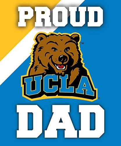 UCLA Bruins 5 Complete Free Shipping x 6-Inch Dad Magnet Ranking TOP11 Single Proud