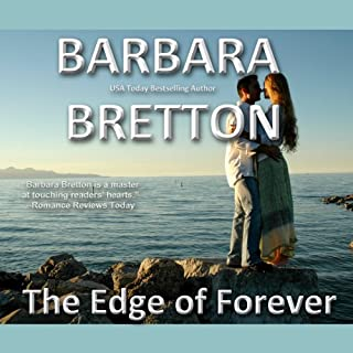 The Edge of Forever audiobook cover art