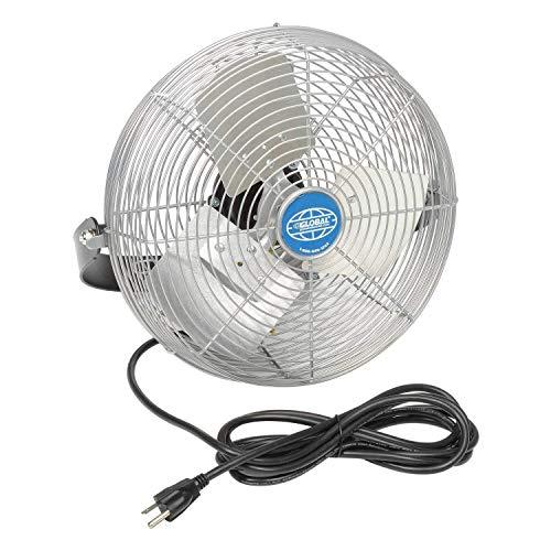 """Global Industrial Workstation Fan, 12"""" Diameter"""
