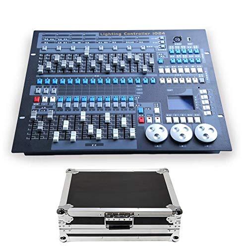 Profesional DMX512 Consola de Controlador 1024 Canales para Stage Light Party DJ...
