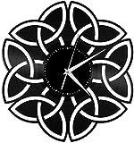 Nudo Celta Reloj de Pared de Vinilo Amigos decoración de la habitación en casa diseño de Oficina Retro Bar habitación decoración para el hogar