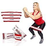 ginnastica fisioterapia ActiveVikings/® Fascia fitness ideale per sviluppare i muscoli yoga rotoli in 3 spessori fitness ginnastica pilates 20 metri esercizi di resistenza