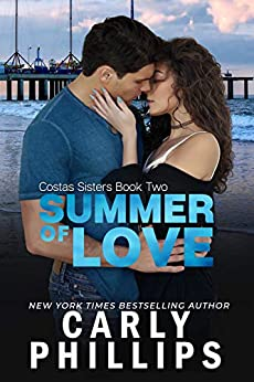 Summer of Love (Costas Sisters Book 2) by [Carly Phillips]
