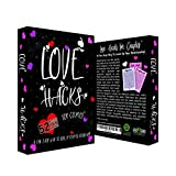 Love Hacks for Couples Game -Fun Wedding Gift Or Anniversary Gift For Couples -Long Term Action Plan To Boost Your Marriage & Relationship Promotes Connection | Couples Gift | Wedding Gift for Couples