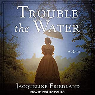 Trouble the Water audiobook cover art