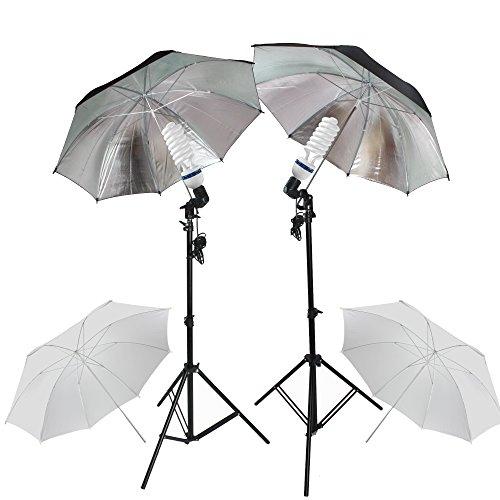PMS LED Softbox 2 x 50x70cm - Ventana de Luz para fotografía: iluminación continua