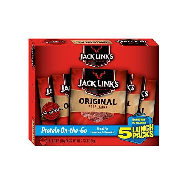 Jack Link's, Snack Packs, Original, 5-ct, 0.62 oz