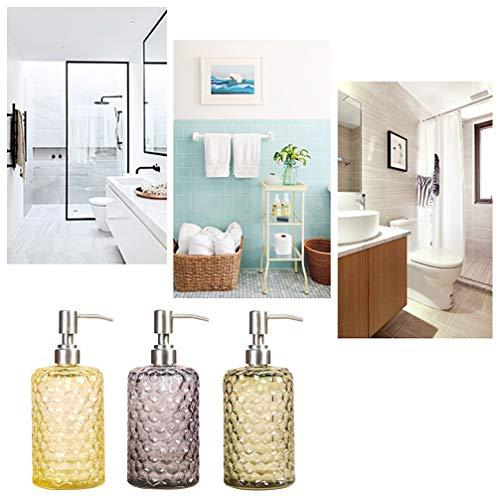 YunNasi Dispensadores de loción y de jabón