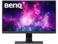 "24 inch full HD 1080P IPS panel: 23. 8"" full HD IPS widescreen with 1920x1080 resolution, 250 nits of brightness, built-in speakers Wide viewing angle: 178° wide viewing angle for clarity from any viewing angle Edge to edge slim bezel design: Ultra-s..."