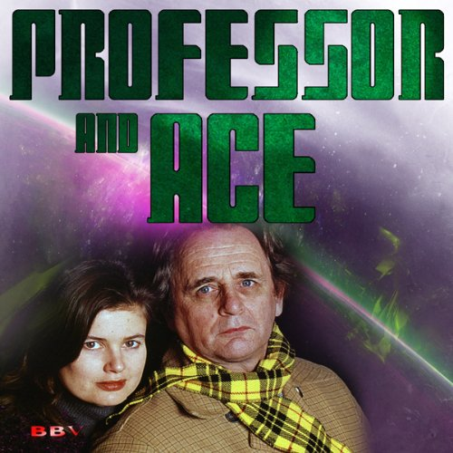 Professor & Ace: Island of Lost Souls cover art