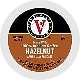 Hazelnut for K-Cup Keurig 2.0 Brewers, 42 Count, Victor Allen's Coffee Medium Roast Single Serve Coffee Pods
