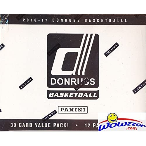 2016 2017 Panini Donruss NBA Basketball EXCLUSIVE ENORMOUS Factory Sealed  FAT PACK Box with 360 14b48cd5b