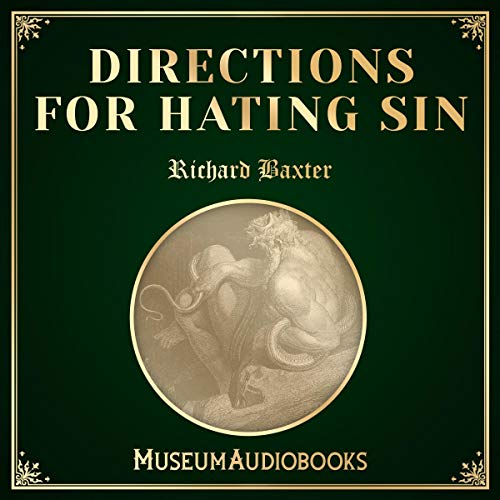Directions for Hating Sin audiobook cover art