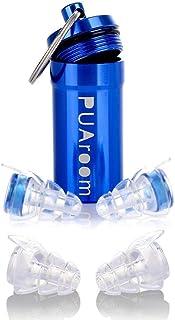 PUAroom MusicPro 高性能耳栓 ライブ用 イヤープロテクター 2ペ騒音フィルター付き