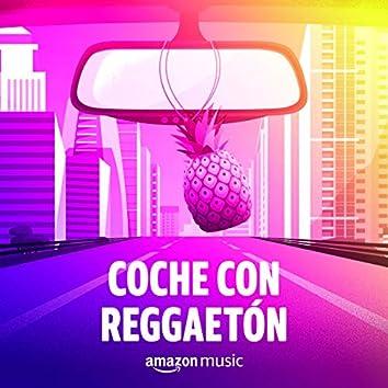 Coche con Reggaetón