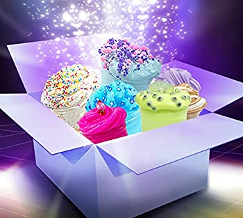 Mystery Slime Box | Handmade Slime Perfect for any Occasion Stress & Anxiety Relief Party Favor Fidget Toy + Free Gifts & FREE SHIPPING