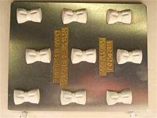 Bow Tie Bite Size Pieces F021 Fathers Chocolate Candy Mold
