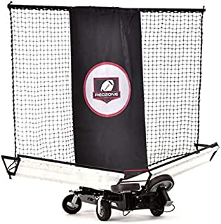 RedZone Quarterback Catch & Return Machine - QB Training for High-Repetition Drills - Practice Solo without a Receiver - Improve Passing Motion - Continue Training in the Off Season – Raise Your Game