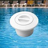 dedepeng - Set de limpieza para piscina, conexión de agua SPA, boquilla de retorno para drenaje de piscina, conector de tubo de vacío, alta temperatura y resistencia a la corrosión accesorios