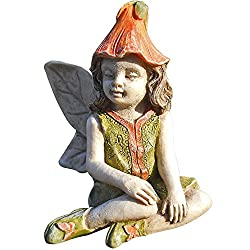 Mystical Guardian Garden Fairy
