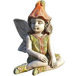 Mystical Guardian Garden Fairy