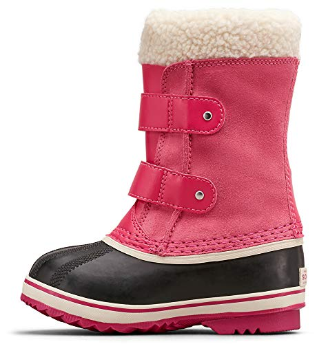 UGG unisex child Turlock Wp Boot, Black, 3 Little Kid US