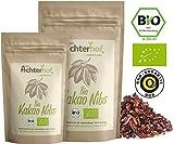 Kakaonibs Roh Bio Vegan ohne Zuckerzusatz Kakao Nibs aus der