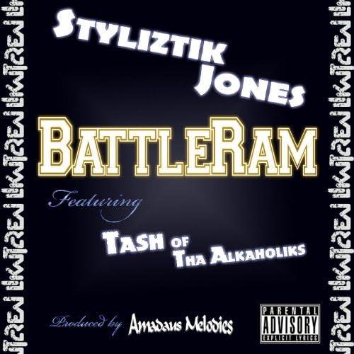 Styliztik Jones feat. Tash of Tha Alkaholiks