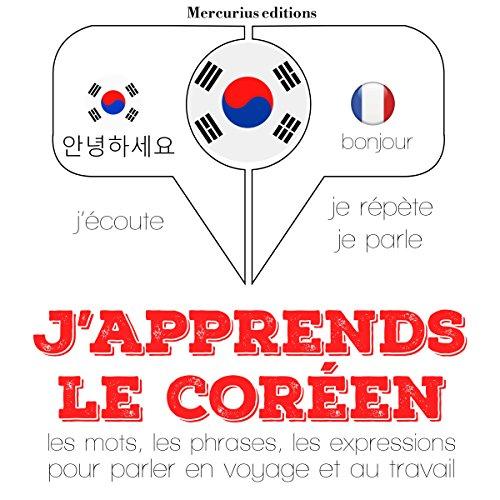 Couverture de J'apprends le coréen