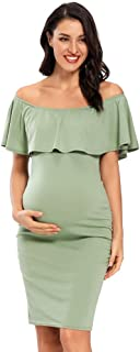 Jezero Womens Maternity Dress