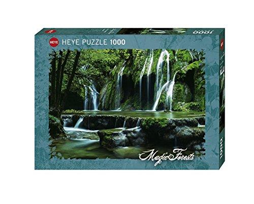 Heye 29602 1000 Teile Puzzle, Grey
