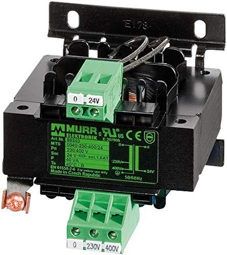 MTS Einphasen Steuer- und Trenntransformator
