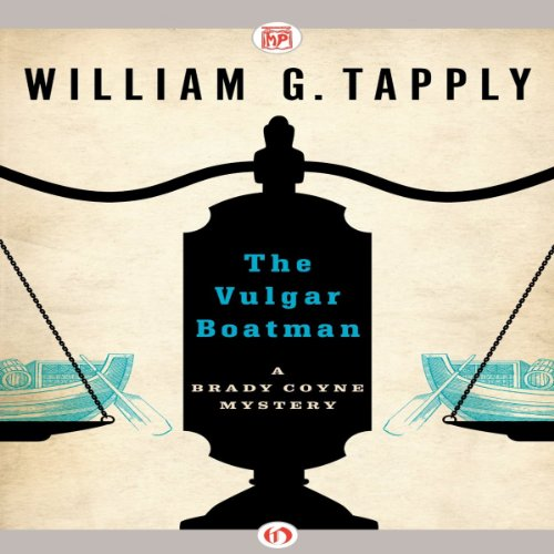 Vulgar Boatman audiobook cover art