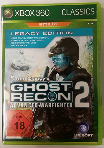 Tom Clancy's Ghost Recon Advanced Warfighter 2 Legacy Edtion