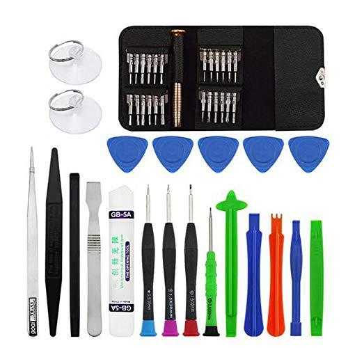46 in 1 Torx Schroevendraaier Mobiele Telefoon Reparatie Gereedschap Set Handgereedschap voor Telefoon Tablet PC Kleine Speelgoed Kit
