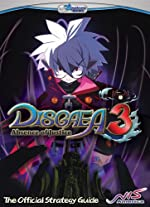 Disgaea 3 - Absence of Justice Official Strategy Guide
