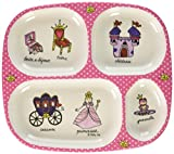 BPA free, Drop-proof and dishwasher safe Not microwavable, made from melamine Whimsical drawings with the French word Baby Cie by Le Cadeaux uses their knowledge of innovative, melamine dishware to create playful designs and friendly characters who a...