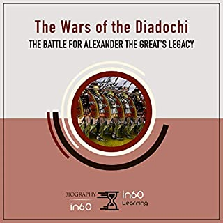The Wars of the Diadochi audiobook cover art