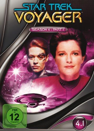 Star Trek - Voyager/Season 4.1 (3 DVDs)