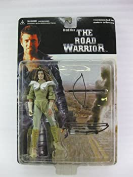 Warrior Woman  Mad Max figures by N2 Toys